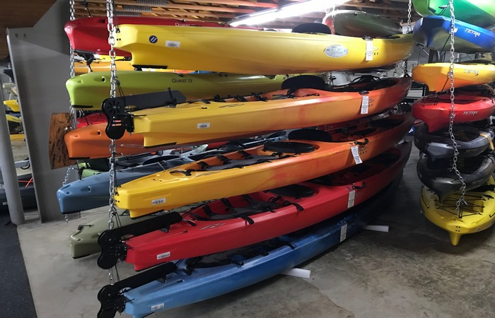 Necky Kayaks 13' Vector 13 for sale in Ephrata, PA  Lancaster County
