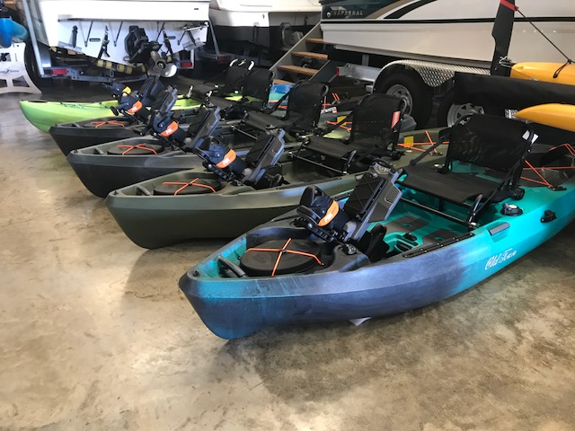 Old Town Kayaks For Sale >> Old Town Canoes And Kayaks Topwater 106 Pdl