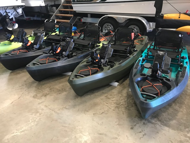 Old Town Canoes and Kayaks Topwater 106 PDL