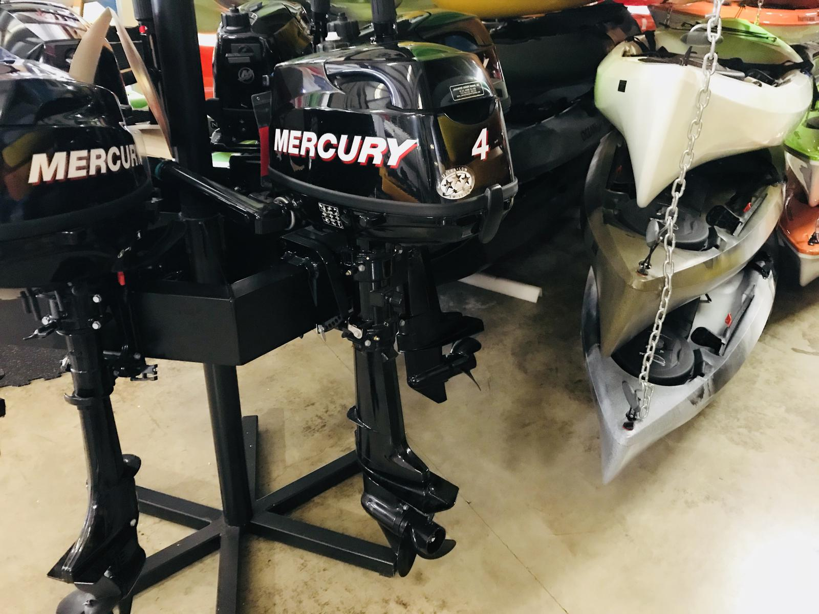 Mercury Marine Engines 4 HP 4-Stroke for sale in Ephrata, PA
