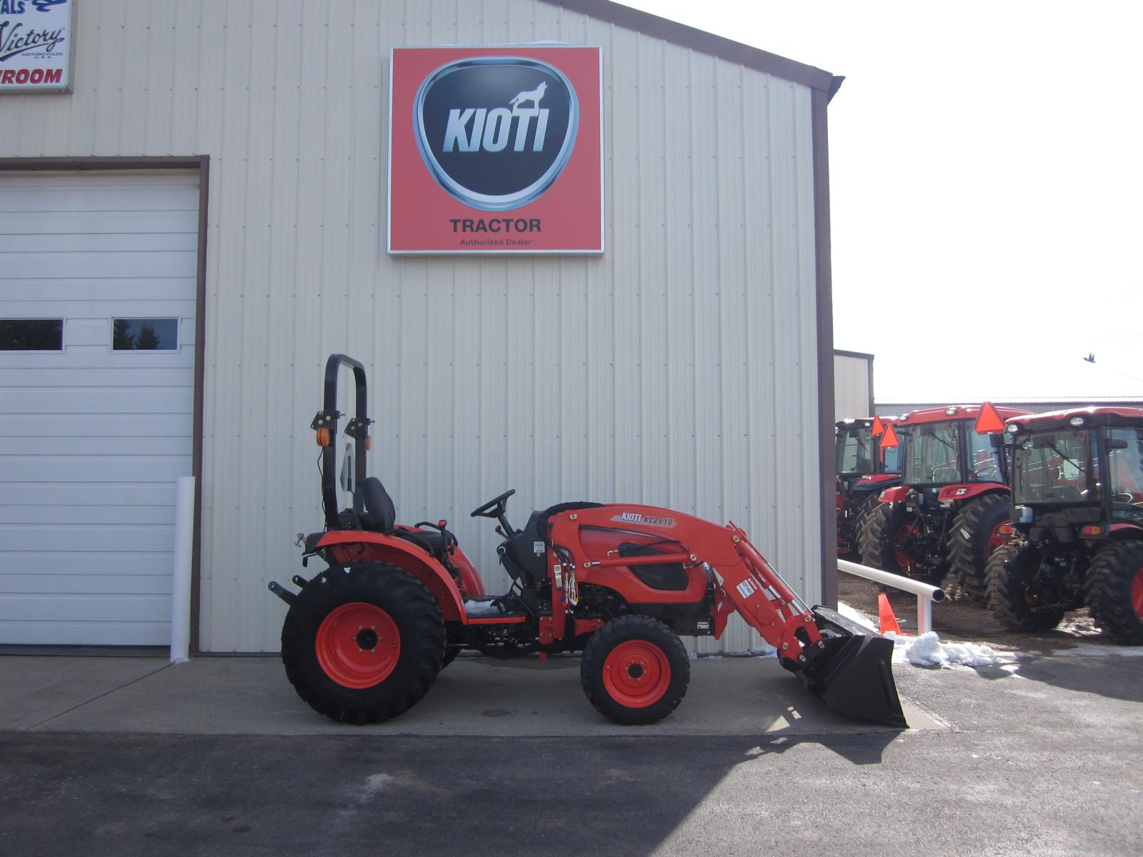 2019 KIOTI CK2610 HST for sale in Fort Saskatchewan, AB  Elk