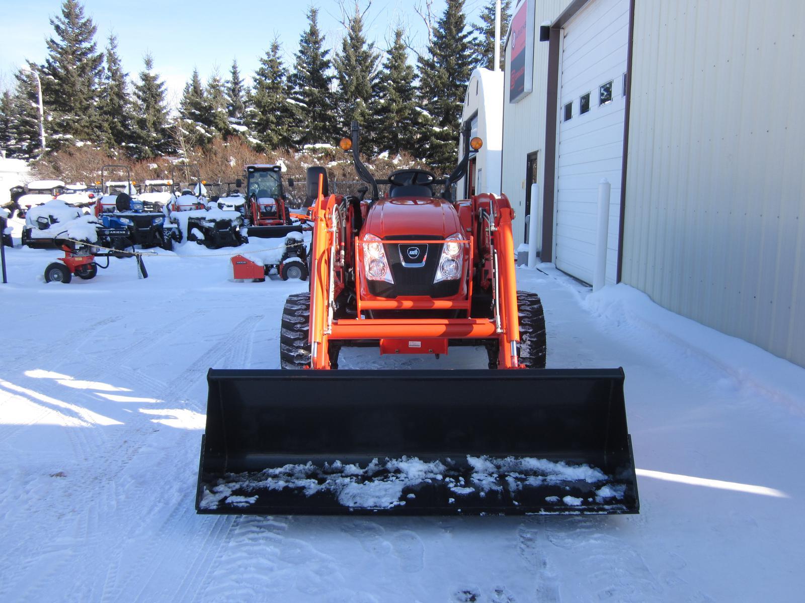 2018 KIOTI NX5010 HST for sale in Fort Saskatchewan, AB  Elk Island