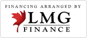Financing is arranged by LMG Finance.