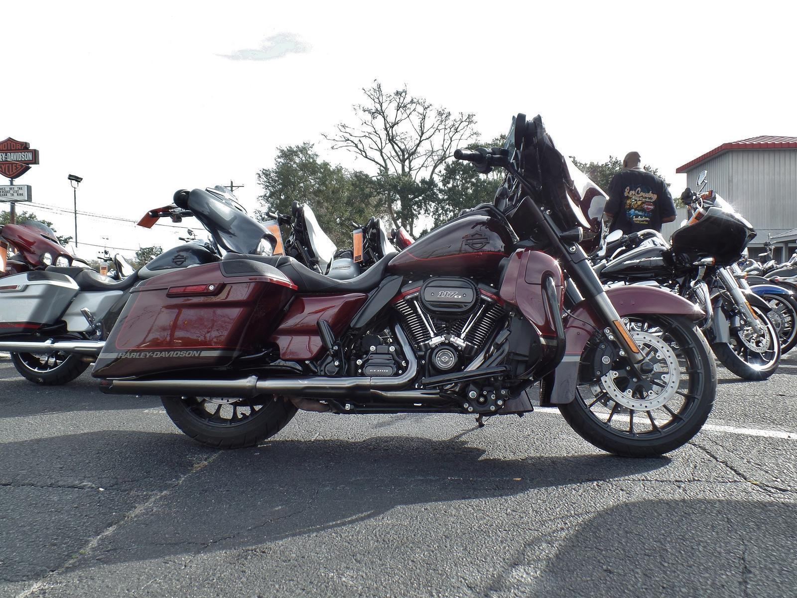 2019 Harley Davidson Street Glide Cvo Street Glide