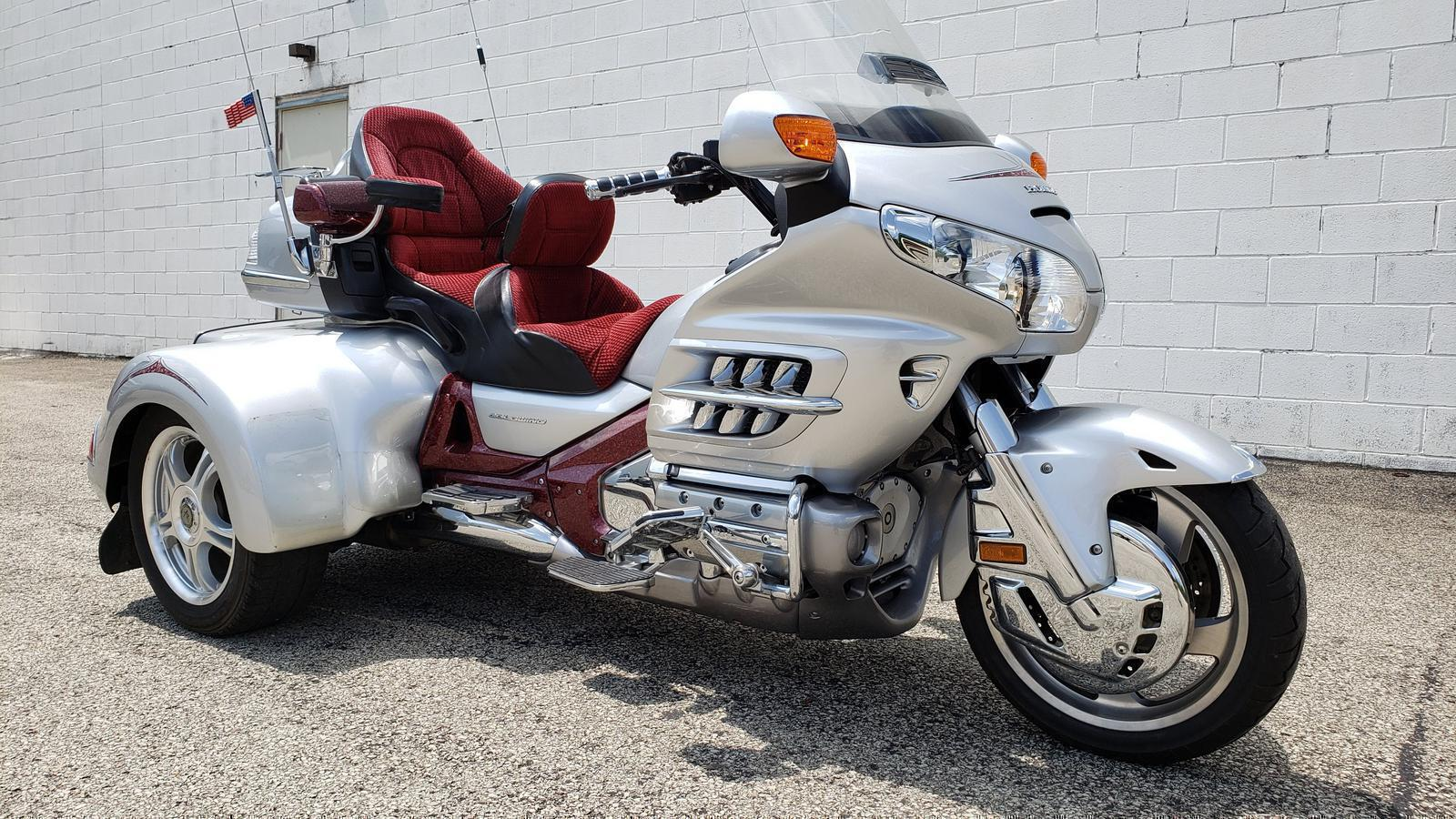 2007 Honda GOLDWING ROADSMITH TRIKE CONVERSION for sale in