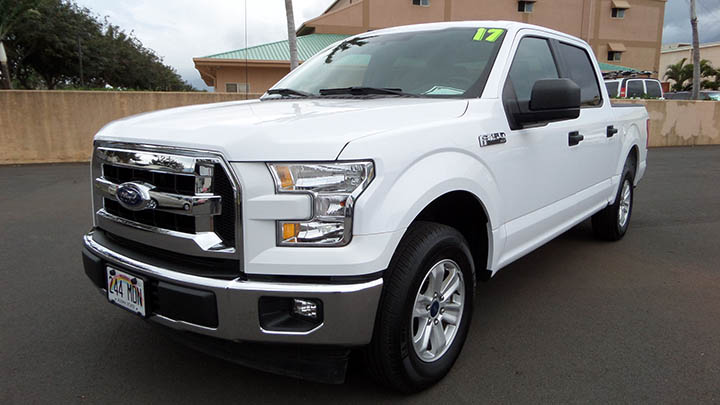 2017 ford ford f150 xlt supercrew cab for sale in kahului, hi | maui