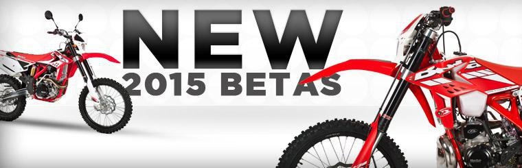 New 2015 Beta Motorcycles