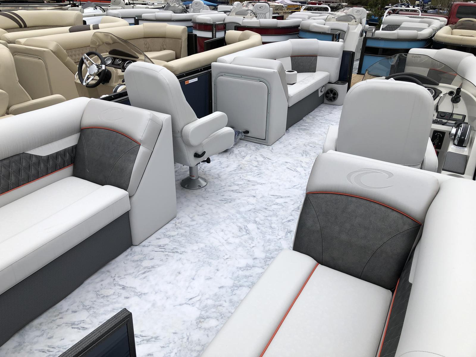 2019 Crest Pontoons Crest II 220 SLC CPT for sale in