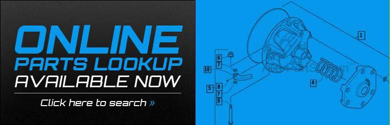 Online Parts Lookup Available Now: Click here to search.