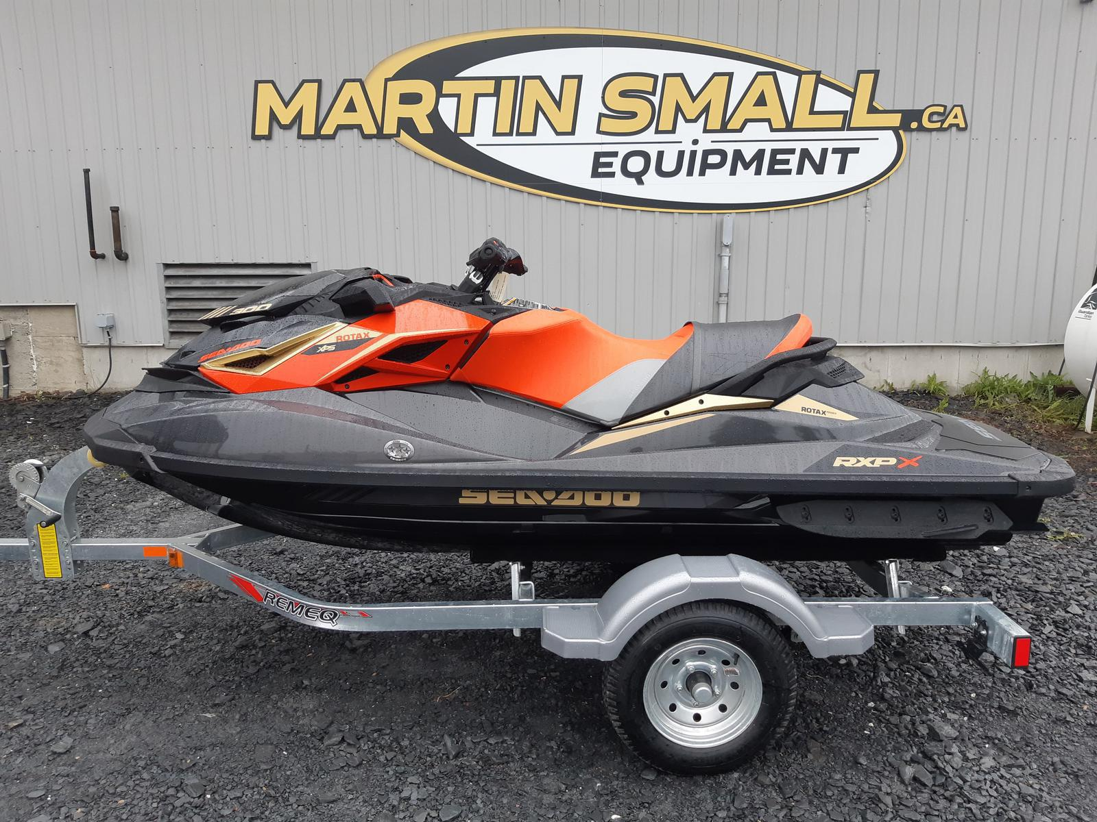 PWC from Sea-Doo Martin Small Equipment Edmundston, NB (506