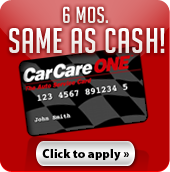 CarCare ONE Card