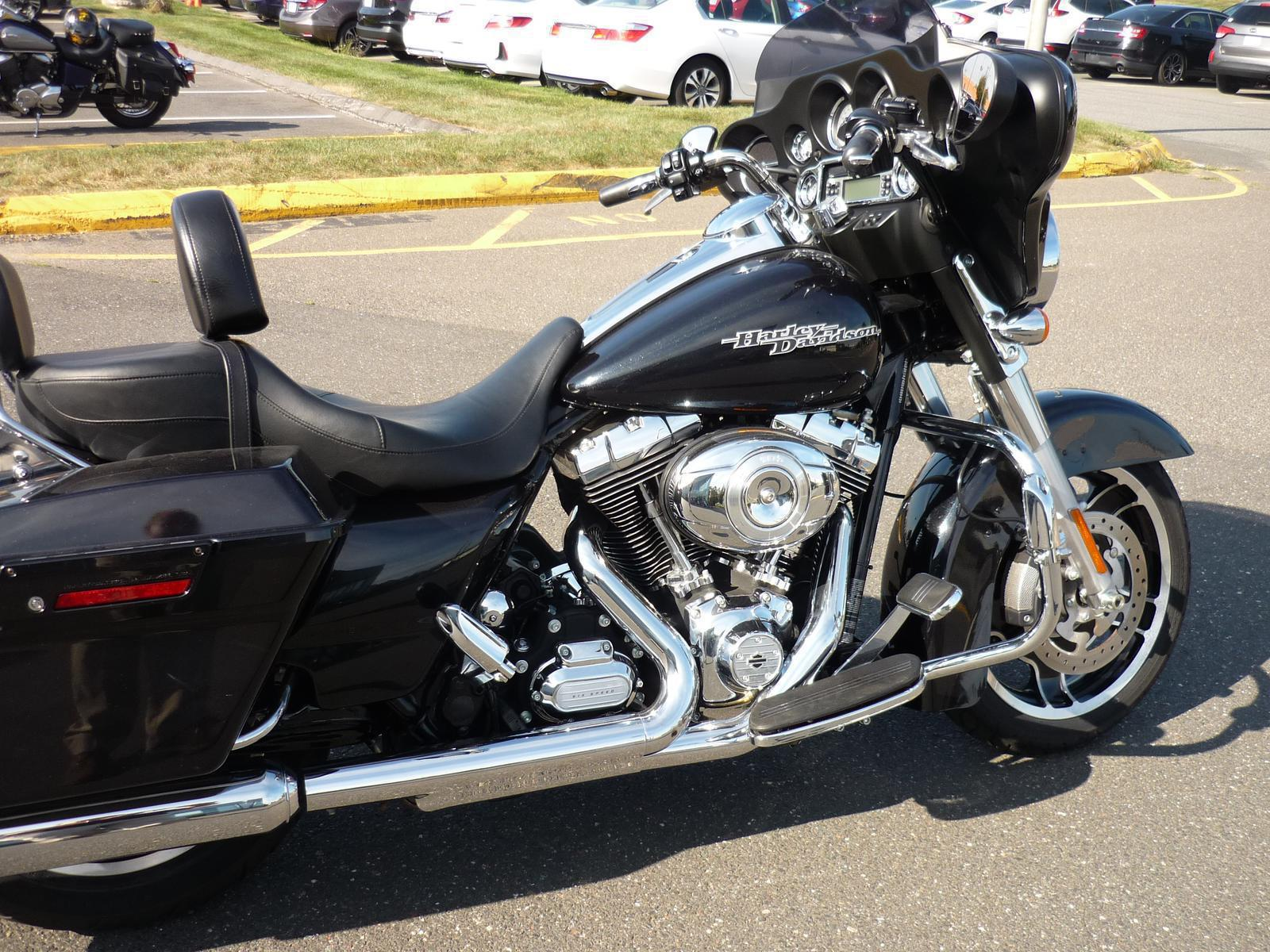 2013 Harley-Davidson® FLHX Street Glide® for sale in Manchester,