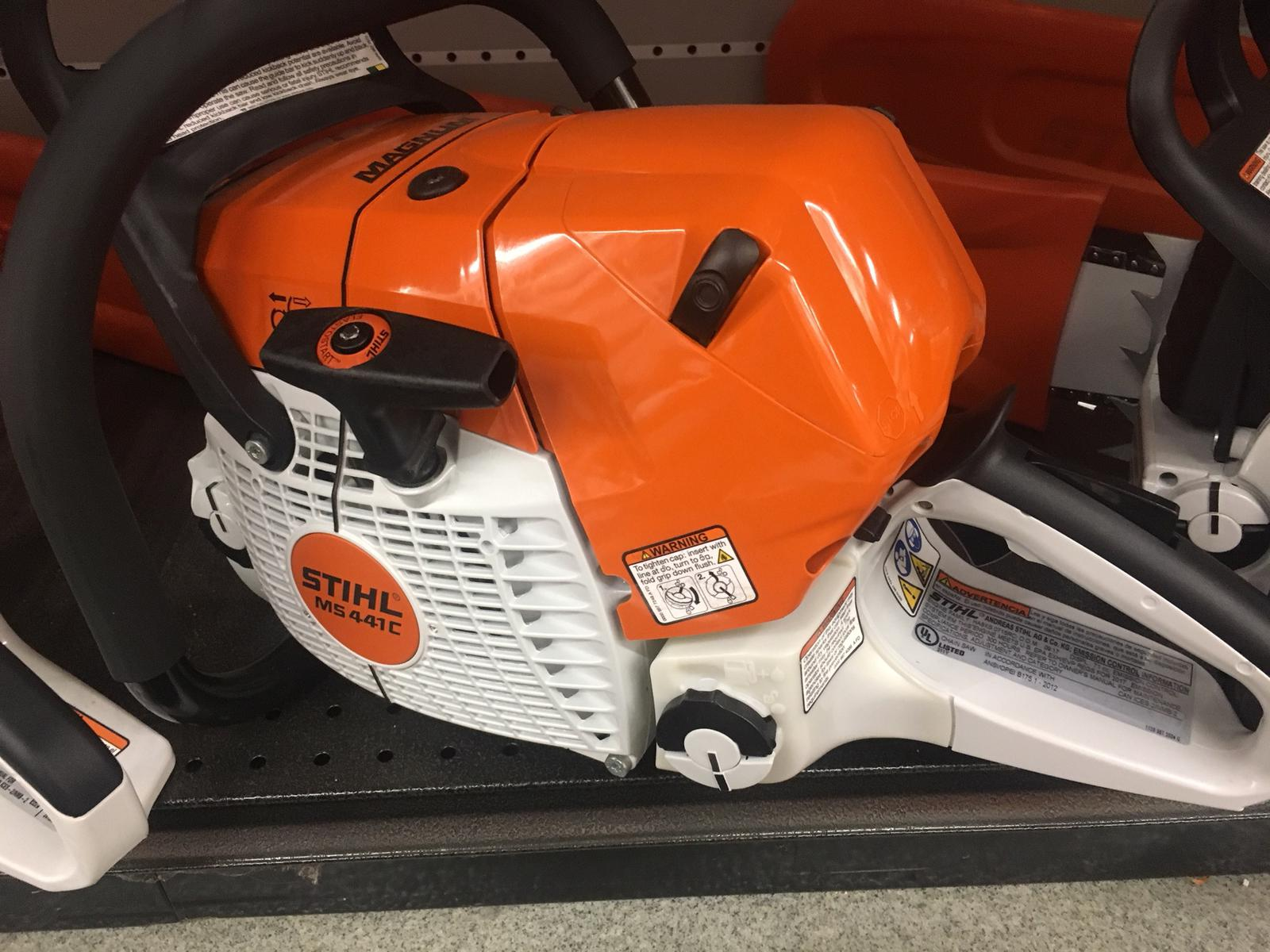2018 stihl ms 441 c-m magnum® for sale in old saybrook, ct. new