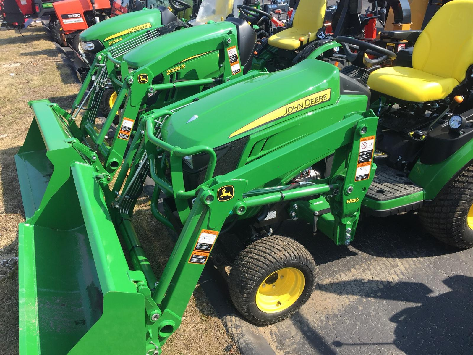 Inventory from John Deere New England Power Equipment Old