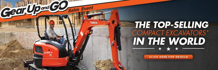 Kubota Gear Up and Go