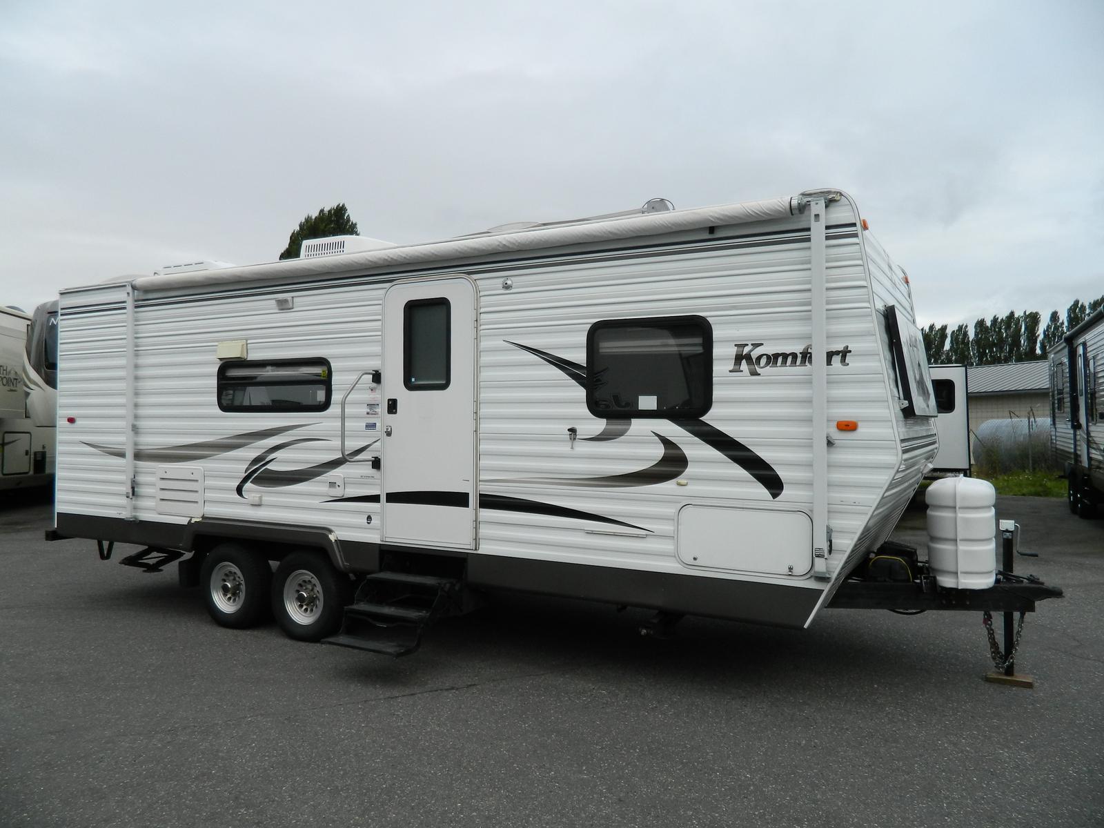 76 2005 Komfort Travel Trailer Floor Plans Dutchman Pop Up Camper Wiring Diagram By Dutchmen 25tbs For Sale In Mt Vernon Wa Blade