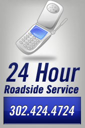 24 Hour Roadside Service