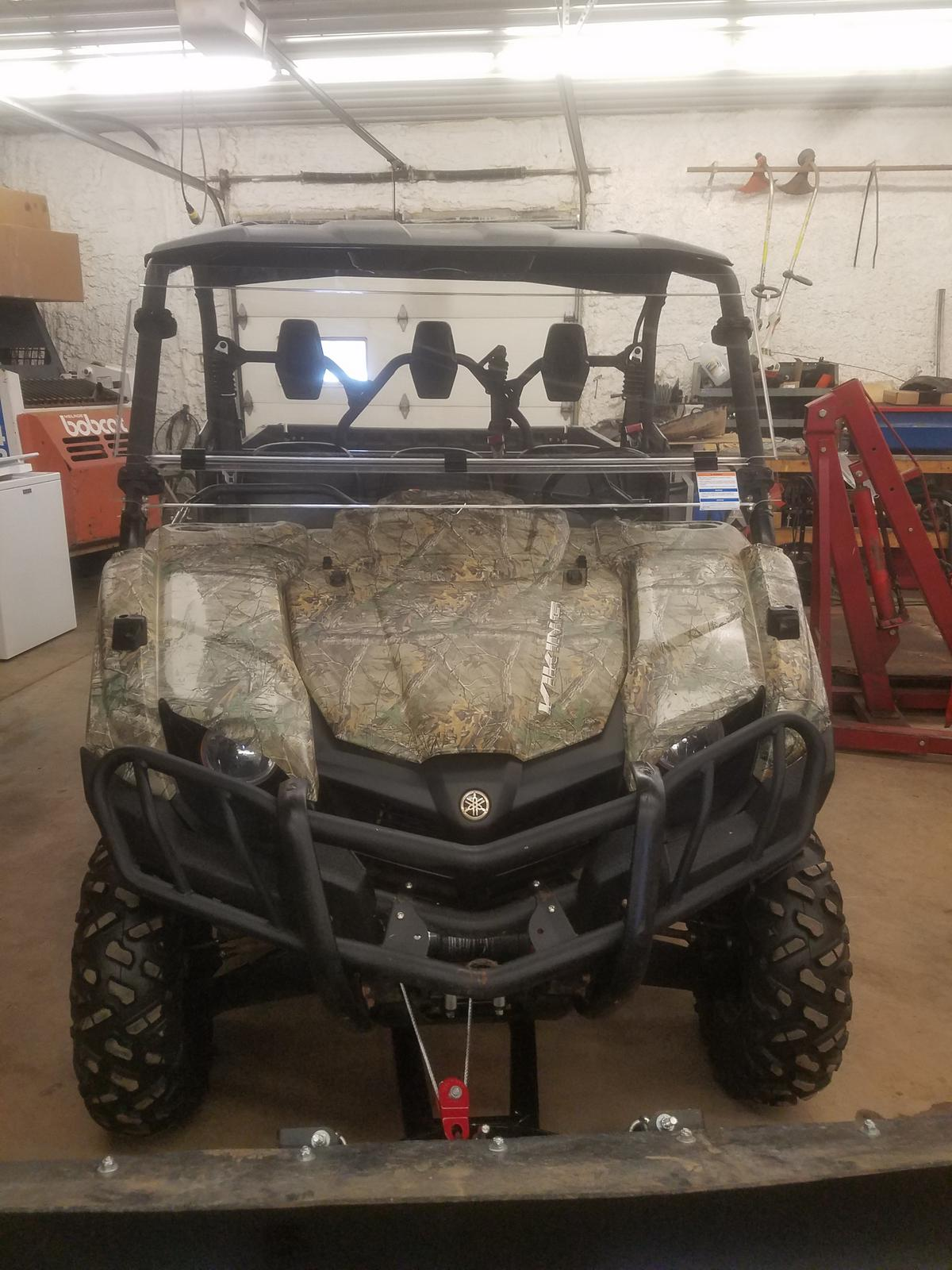 2016 Yamaha Viking EPS - Realtree® Xtra® for sale in