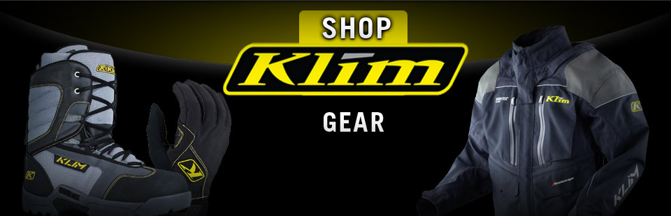 Click here to shop KLIM gear!