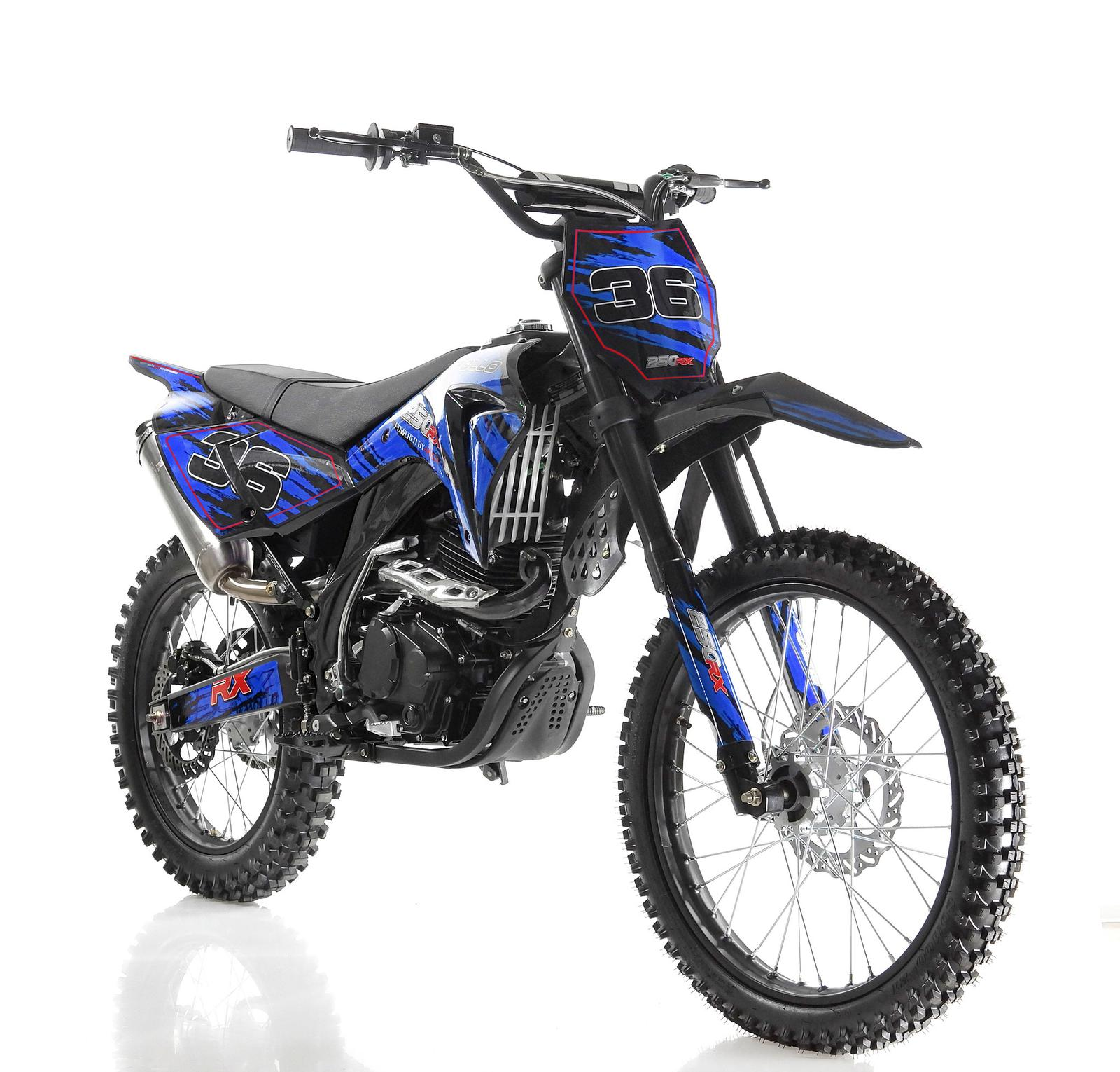 Apollo 2019 Apollo DB36 250cc Dirt Bike