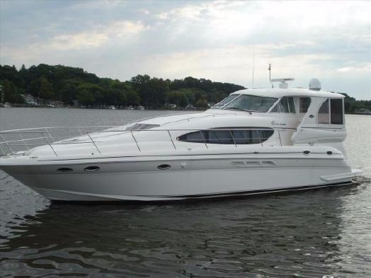 2004 Sea Ray 480 Motor Yacht for sale in Delray Beach, FL | Admiralty Yacht Sales, Inc. (561) 330-9095