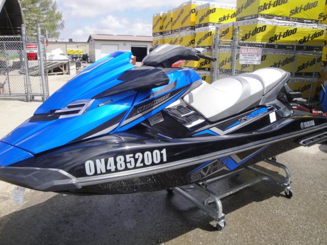 2015 Yamaha FC1800P FX SVHO for sale in Uxbridge, ON  Uxbridge