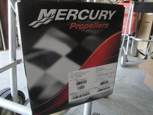 2009 Mercury 15hp 4-stroke
