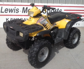 2010 and 2004 Inventory from Polaris Industries Lewis Motor