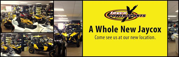 A Whole New Jaycox: Come see us at our new location.