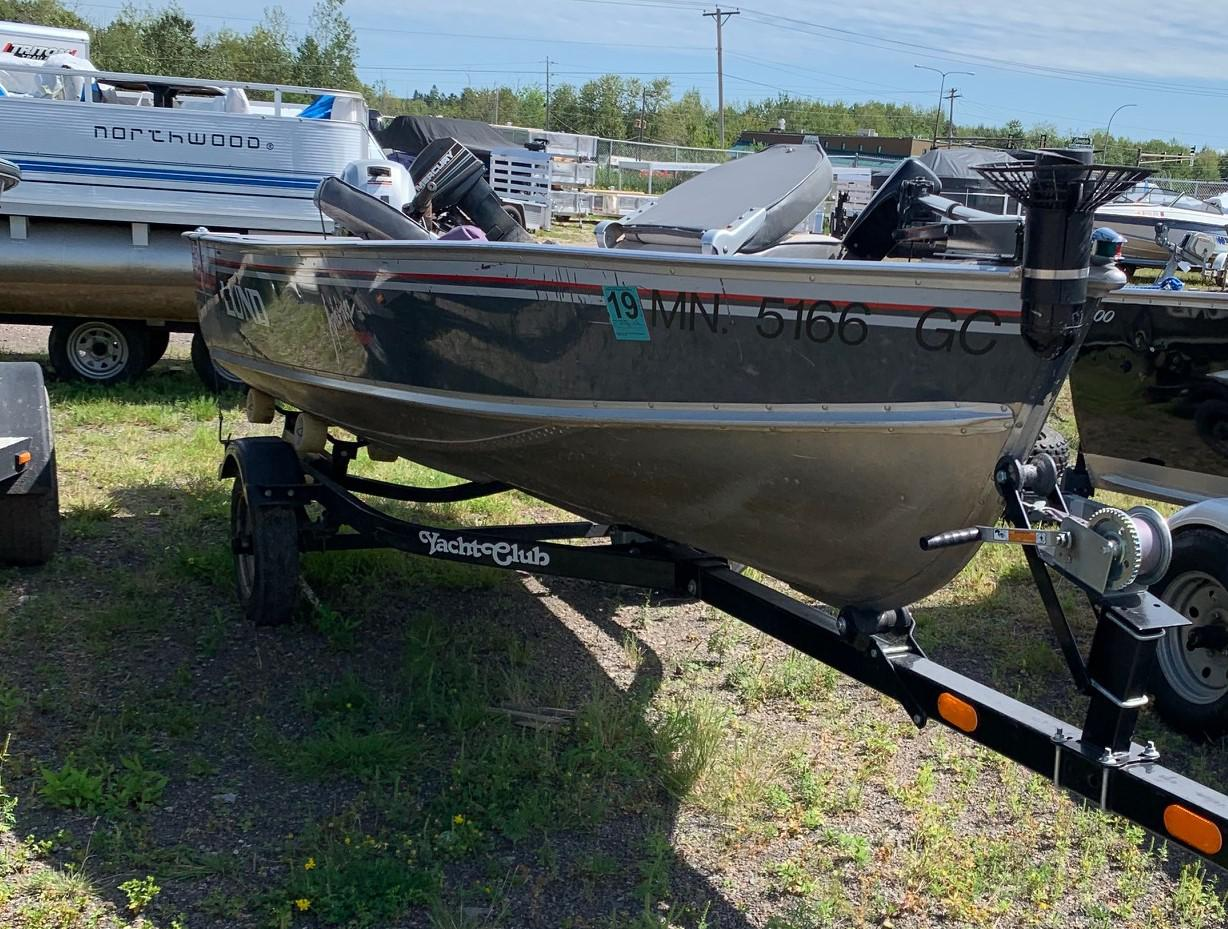 Boats from Lund RJ Sport & Cycle Duluth, MN (218) 729-5150
