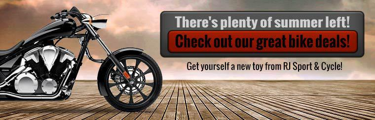 Click here to check out our great bike deals!