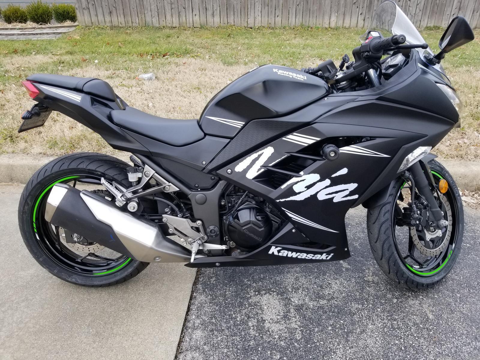 2017 Kawasaki Ninja 300 Abs Winter Test Edition For Sale In
