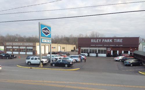 Riley Park Tire Service