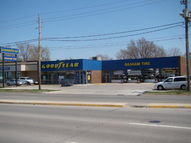 Graham Tire in Des Moines, IA