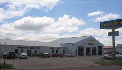 Graham Tire of Fairmont, Minnesota