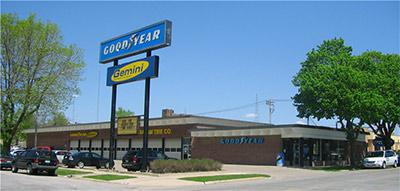 Graham Tire of Mason City, Iowa