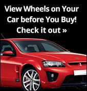 View wheels on your car before you buy! Check it out.