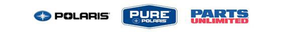 We proudly offer products from Polaris and Parts Unlimited.