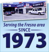 Serving the Fresno area since 1973!