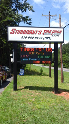 Sturdivants Tire & Auto