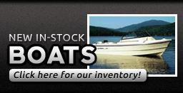 New In-Stock Boats