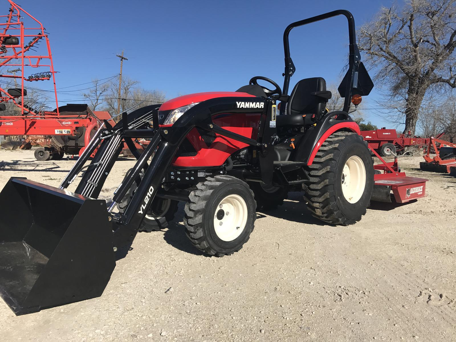 2016 Yanmar USA 424 TL for sale in Poteet, TX  Tuttle Motor
