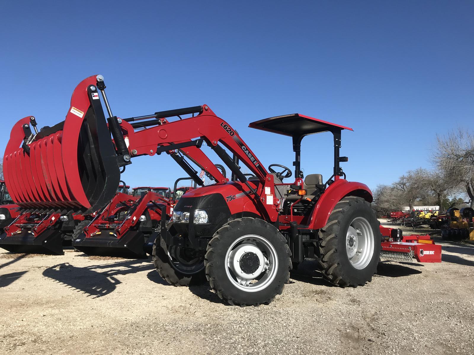 2017 Case IH Farmall 75C for sale in Poteet, TX  Tuttle Motor