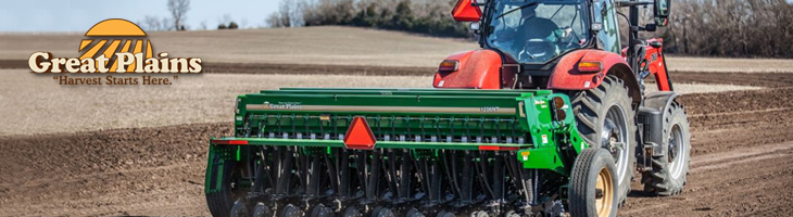 Shop Great Plains farming equipment today