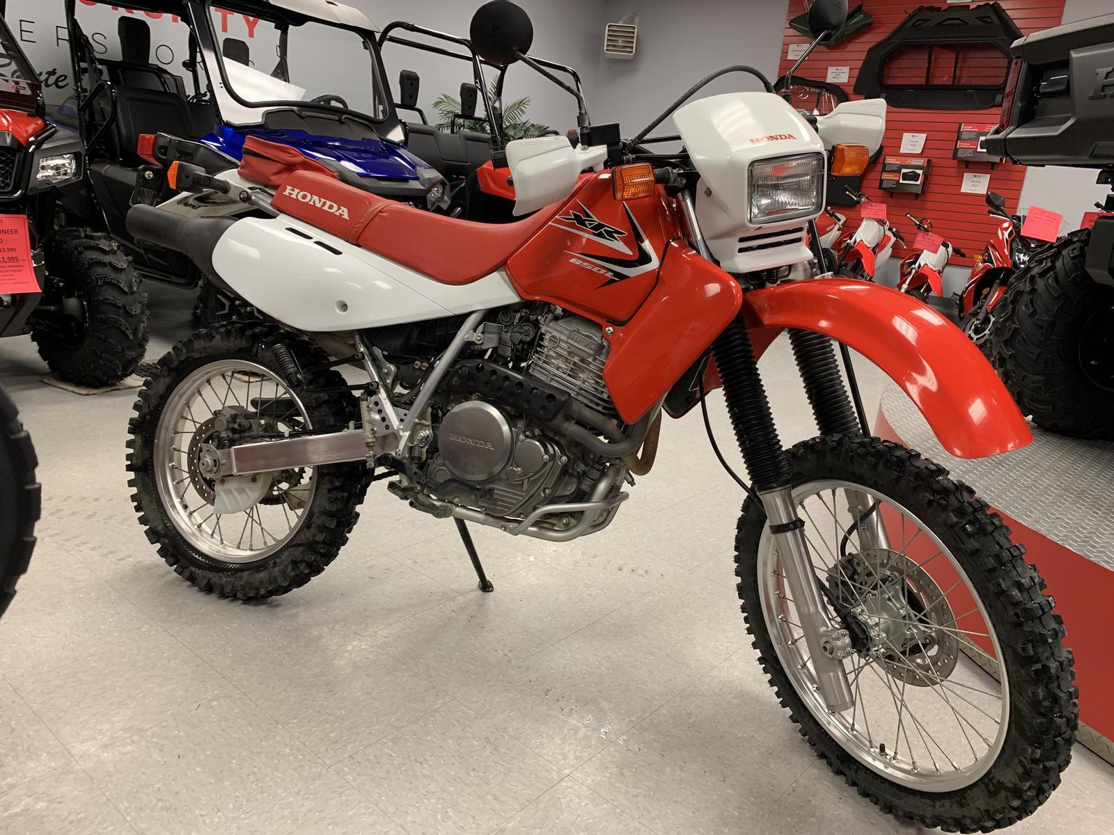 2012 Honda Xr650l For Sale In Stephenville Nl Route 460