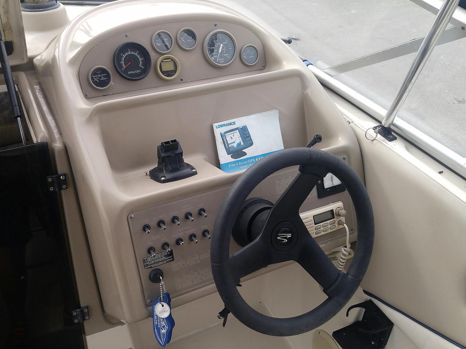Bayliner Capri Interior Parts