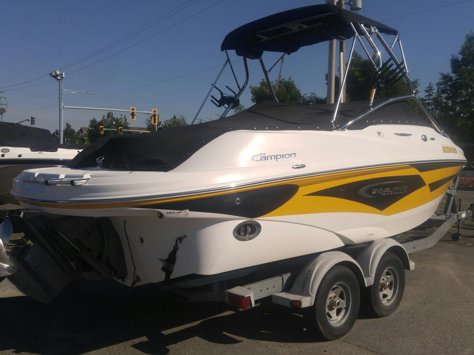 Boats from Campion and Hewescraft Breakwater Marine Surrey, BC (604