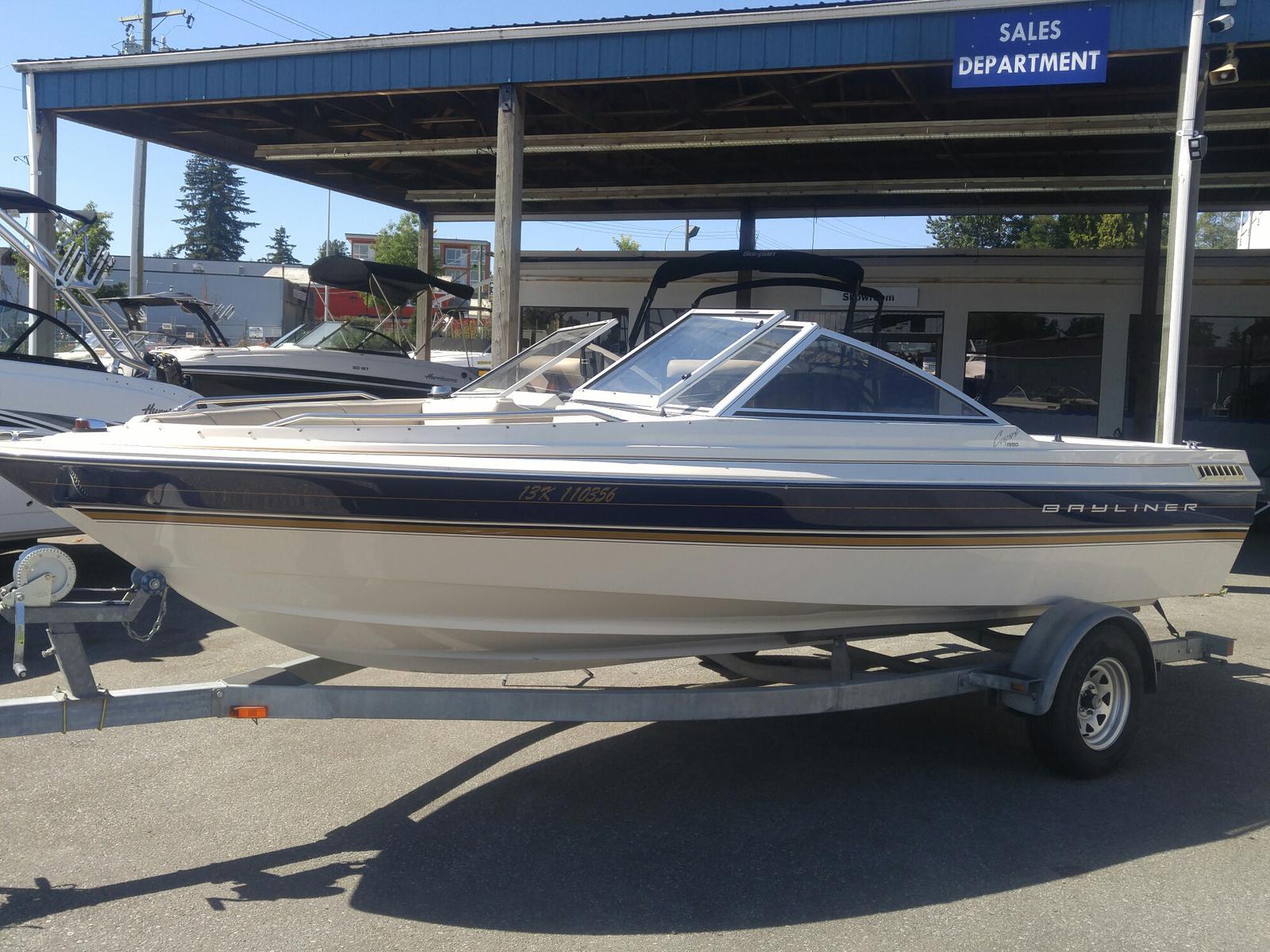 1996 Bayliner 1950 for sale in Surrey, BC  Breakwater Marine