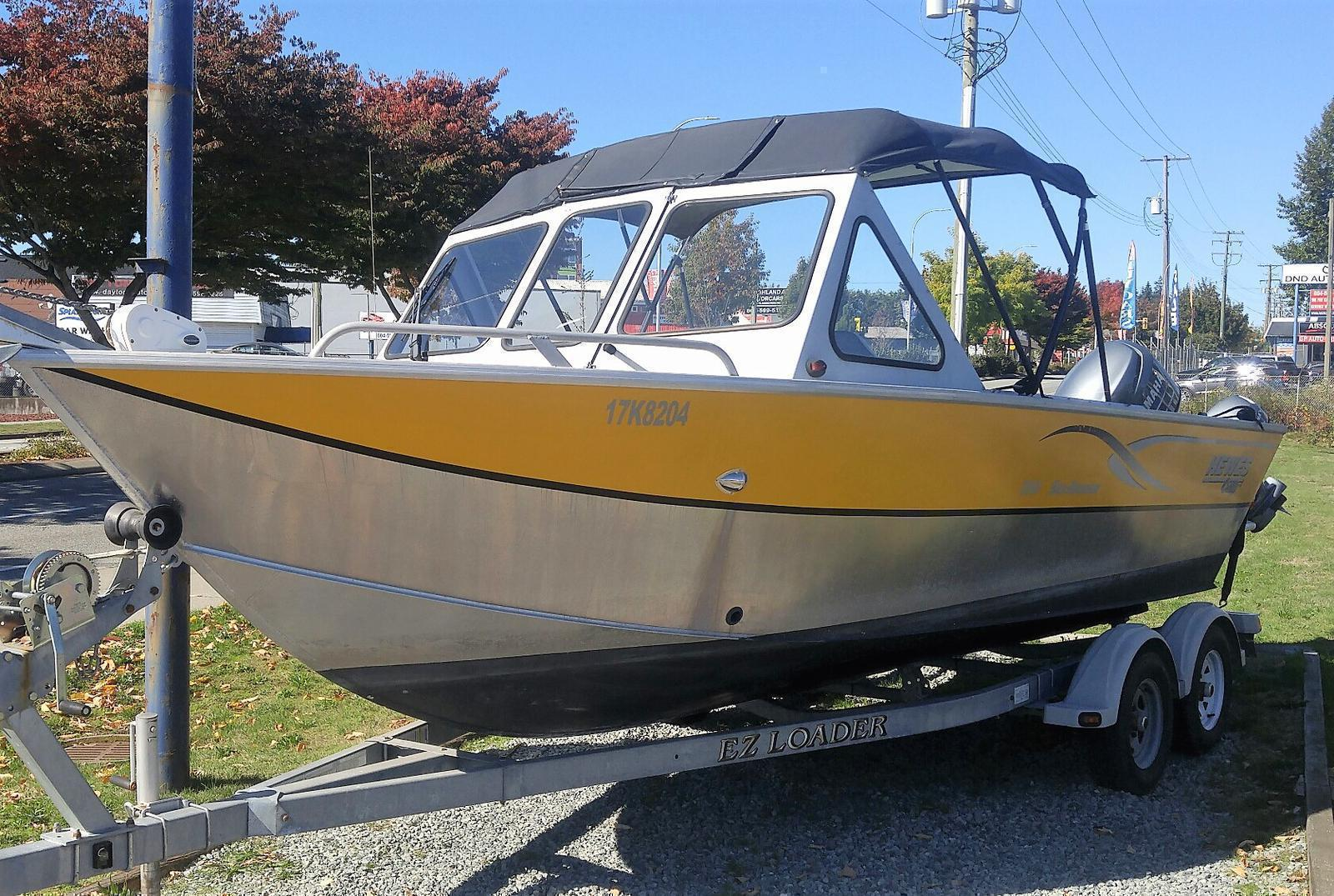 2006 Hewescraft 20' Searunner for sale in Surrey, BC