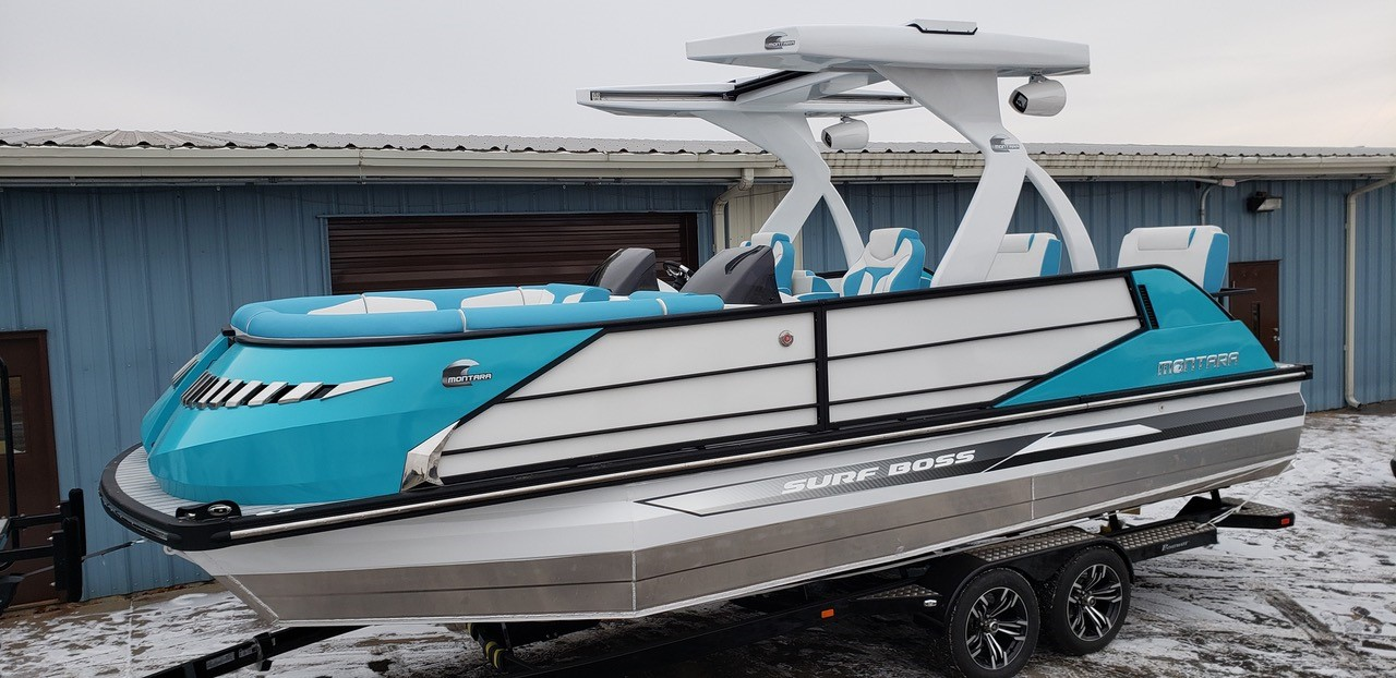 2019 Montara Surf Boss 25 for sale in Surrey, BC  Breakwater